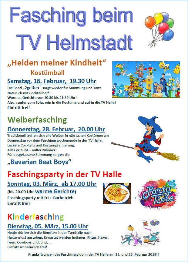 Fasching Beim Tv Helmstadt